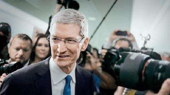 库克:苹果找中国代工不是因为成本低而是技术和人才