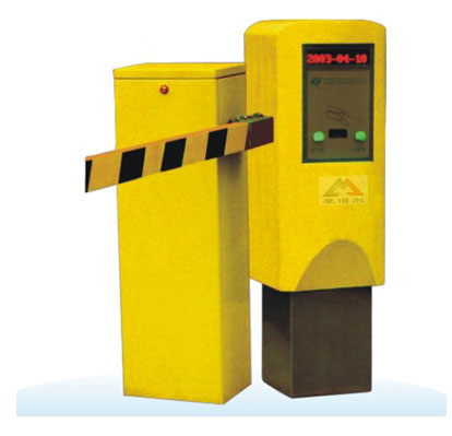 RFID不停车收费停车场管理系统