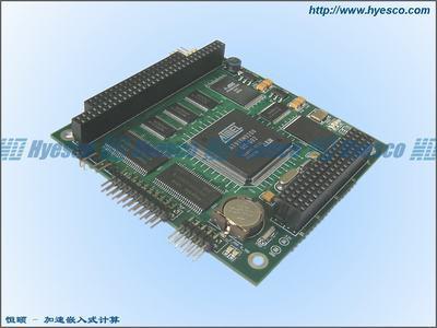 PC104型AT91RM9200核心模块