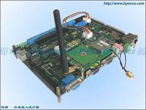 ARM+GPS无线测控嵌入式系统
