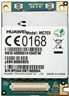 华为3G模块MC703 EVDO