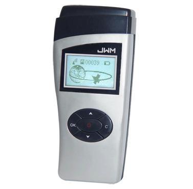 金万码存储型GPS巡检系统