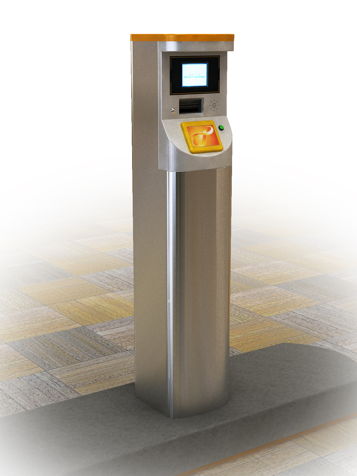 香港日电智能停车场管理系统