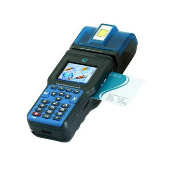 IC卡手持订餐机(彩屏带打印小票)