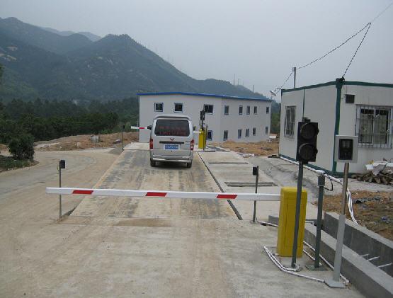 -武汉东风汽车厂称重管理系统项目案例