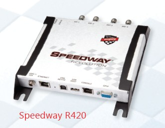 Impinj Speedway R420 业界最高灵敏度读写器