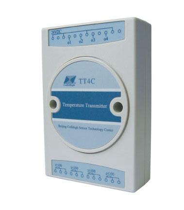 TT4C4路温度变送模块