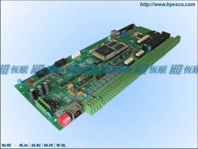ARM9多通道数采传输控制系统