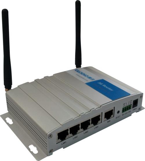 工业级3G路由器