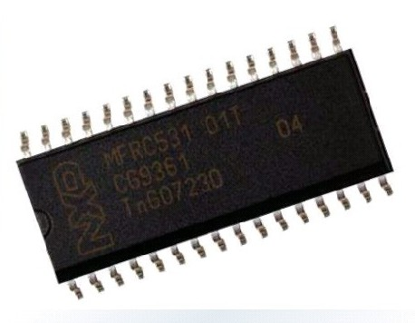 非接触式(NFC系列)、接触式读写芯片