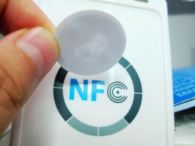 NFC支付标签