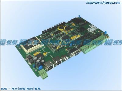 AT91SAM9G20简易开发板