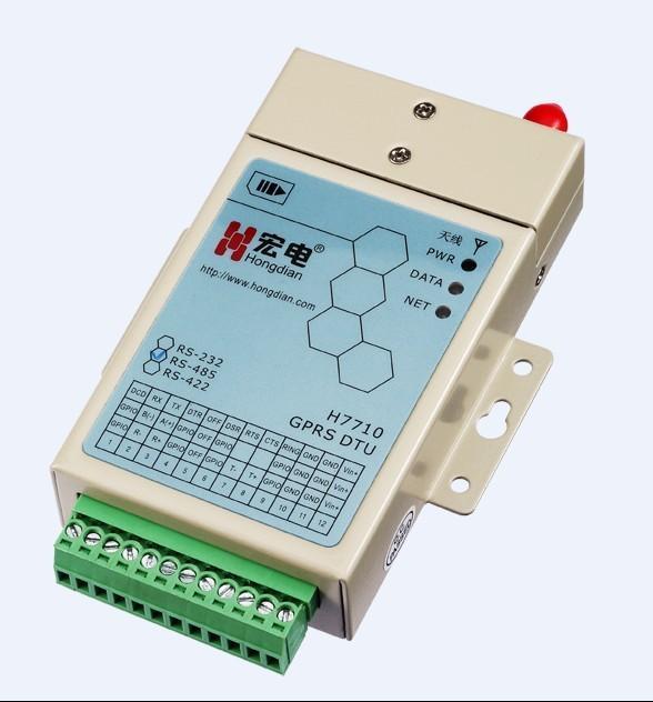 宏电  3G DTU无线数据传输终端H7710