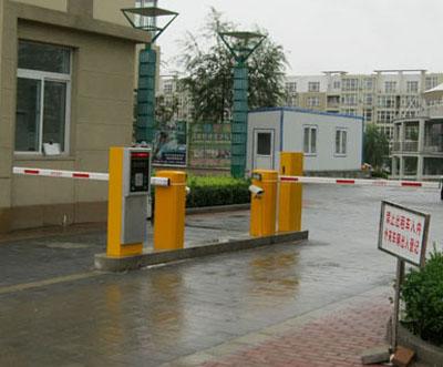 智能化停车场车辆统计车牌识别收费管理系统