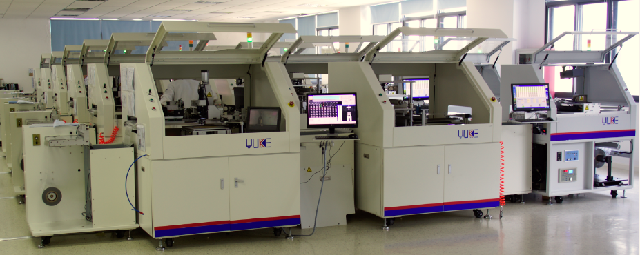 YKB-I型RFID倒邦定机