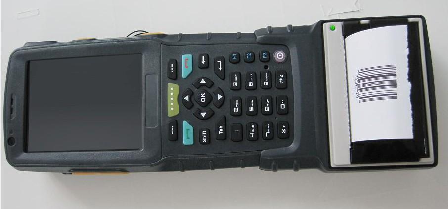 移动无线打印一体终端 THm35