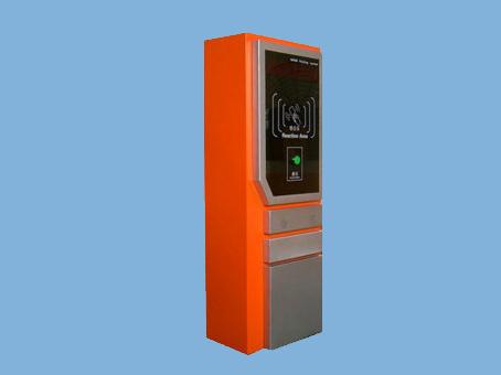南京沃思维停车场管理专用配件之票箱