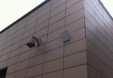 民航总局使用远距离无线访客系统
