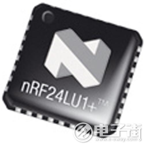 Nordicnrf24LU1P2.4G无线射频芯片