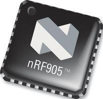 Nordic nrf905 433/868/915频段