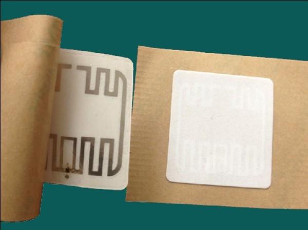 UHF防撕挡风玻璃标签
