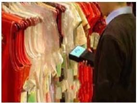 拓图RFID服装物流管理整体解决方案