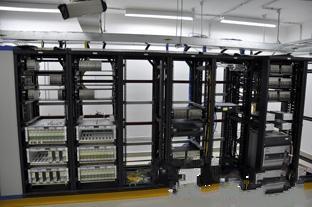 广东省某网络分公司固定资产条码管理系统