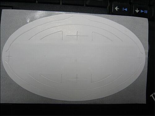 厂家直销6C挡风玻璃标签