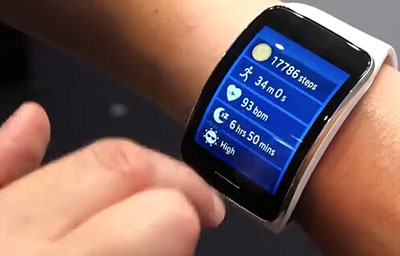 微软推出手表模拟键盘 可在智能手表上手写输入