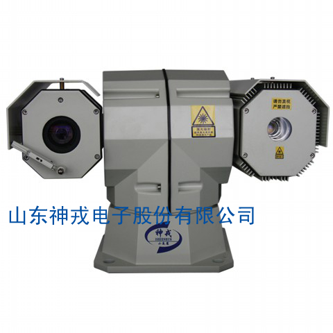 神戎SHR-VLV350一体化智能激光夜视仪