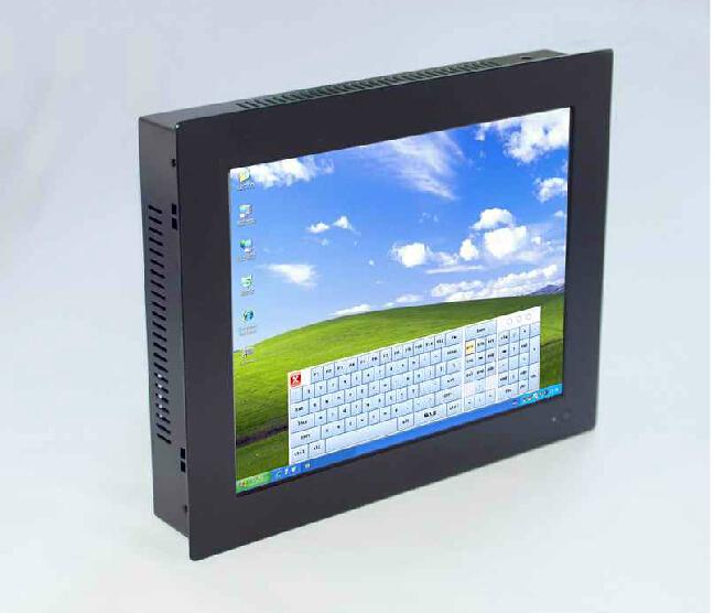 12寸嵌入式工业平板电脑PPC-P12D255