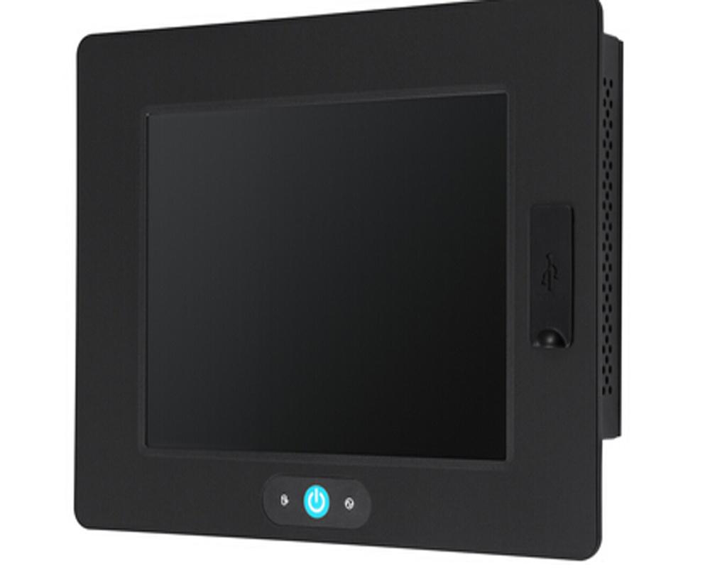 8寸嵌入式无风扇工业平板电脑