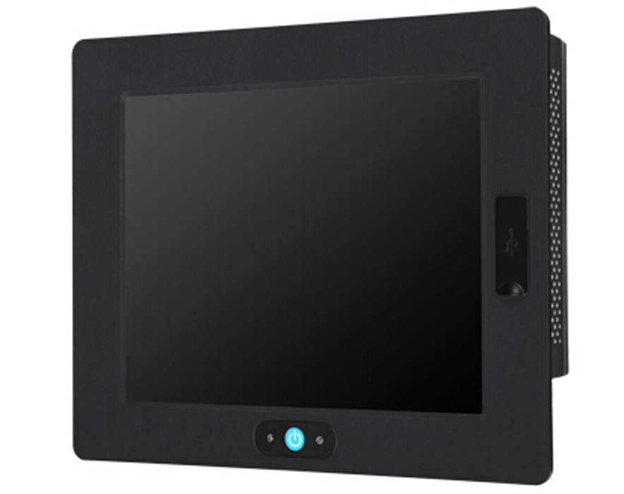 枭杰科技10寸嵌入式无风扇工业平板电脑