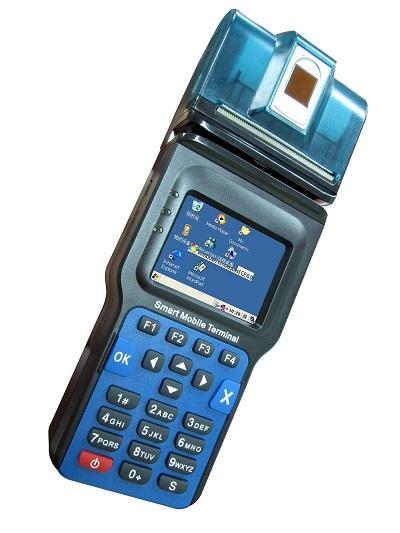 EH-0818带打印多功能手持机
