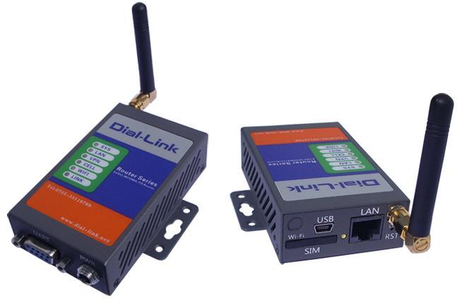 DLK-R870 工业全网路由器