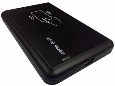 900M超高频桌面式发卡器超高频USB读写器