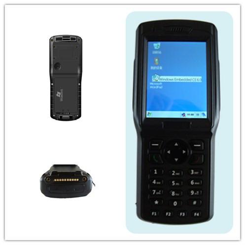 Wince RFID手持机条码无线手持终端条码扫描仪高频多协议手持机