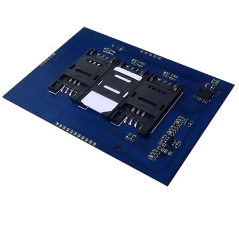 高频SAM卡槽cpu卡读写模块