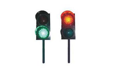 单通道红绿灯控制系统