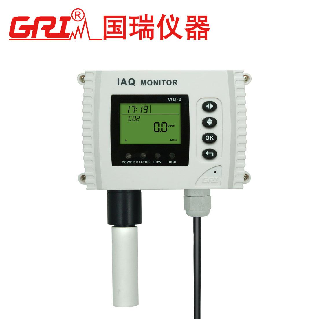 CO2监测控制器