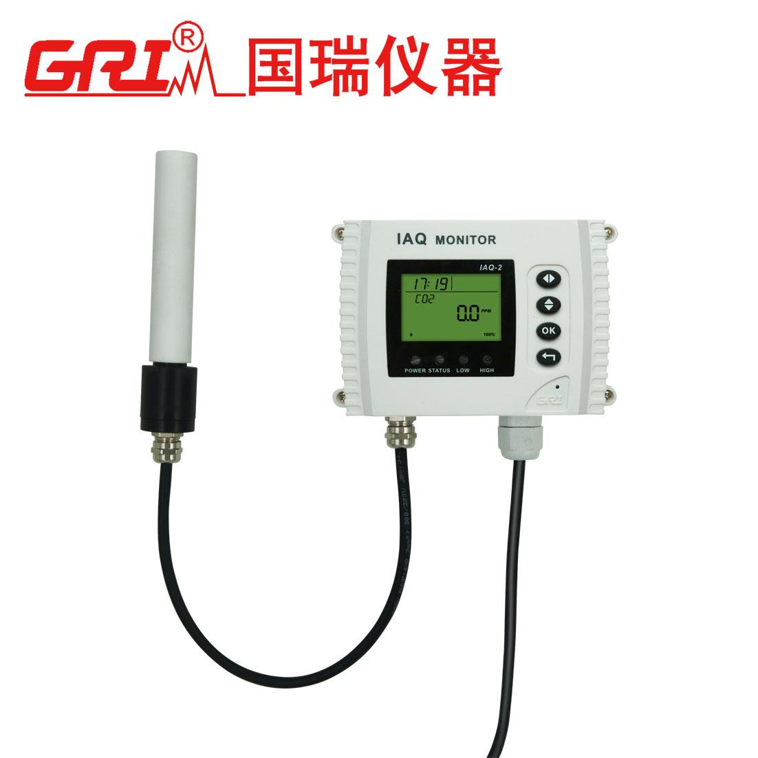 分体CO2监测控制器