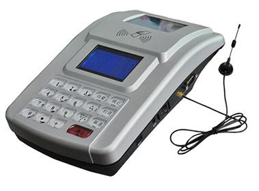免布线消费机,食堂售饭机,无线刷卡机