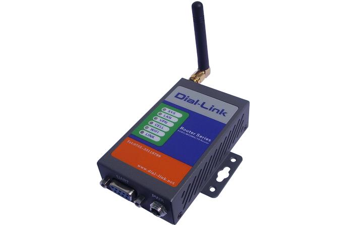 工业3G4G无线路由器 232串口路由器