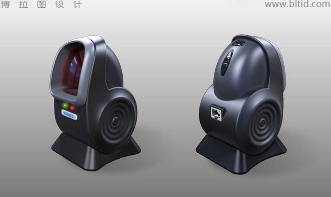 供应工业设计—二维码扫描仪