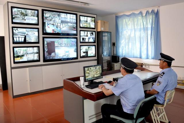 安防联网报警中心……110联网报警系统、