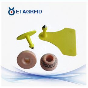 探感物联不掉标猪养殖RFID电子耳标