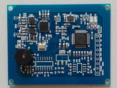 14443A串口IC卡读卡模块带蜂鸣器