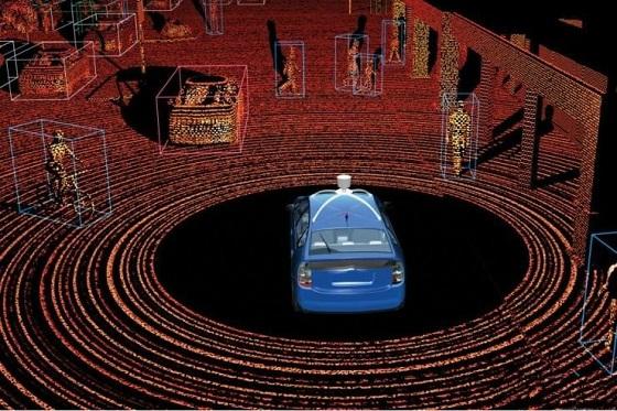 智能汽车环境感测的三种主流传感器解析