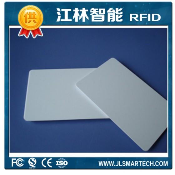 厂家定制ic进口飞利蒲S50射频卡 RFID IC白卡复旦芯片