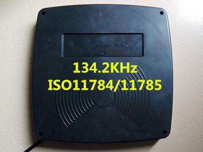 134.2KHz动物耳标阅读器ISO11784/5